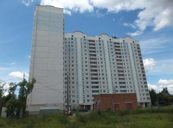 Новостройка ЖК на ул. Спортивная